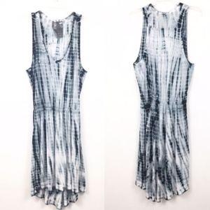 Young Fabulous & Broke Hi Low Dress Oversized XS